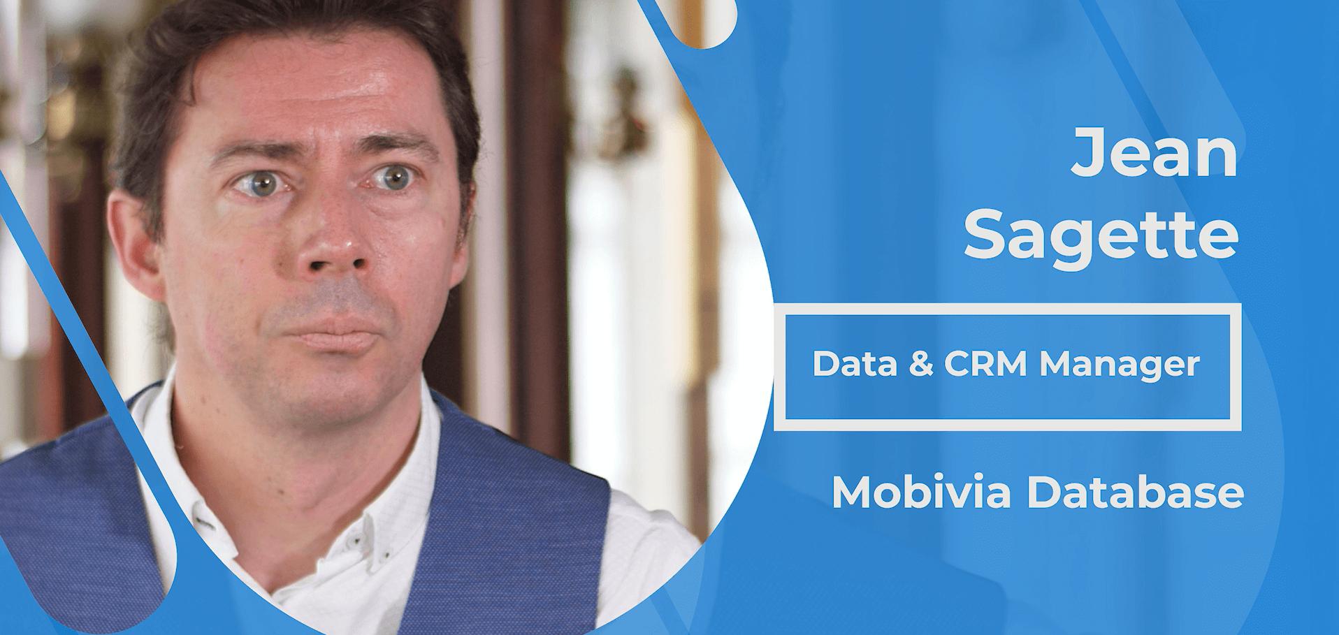 Actualités : Interview Jean Sagette - Data & CRM Manager chez Mobivia Database