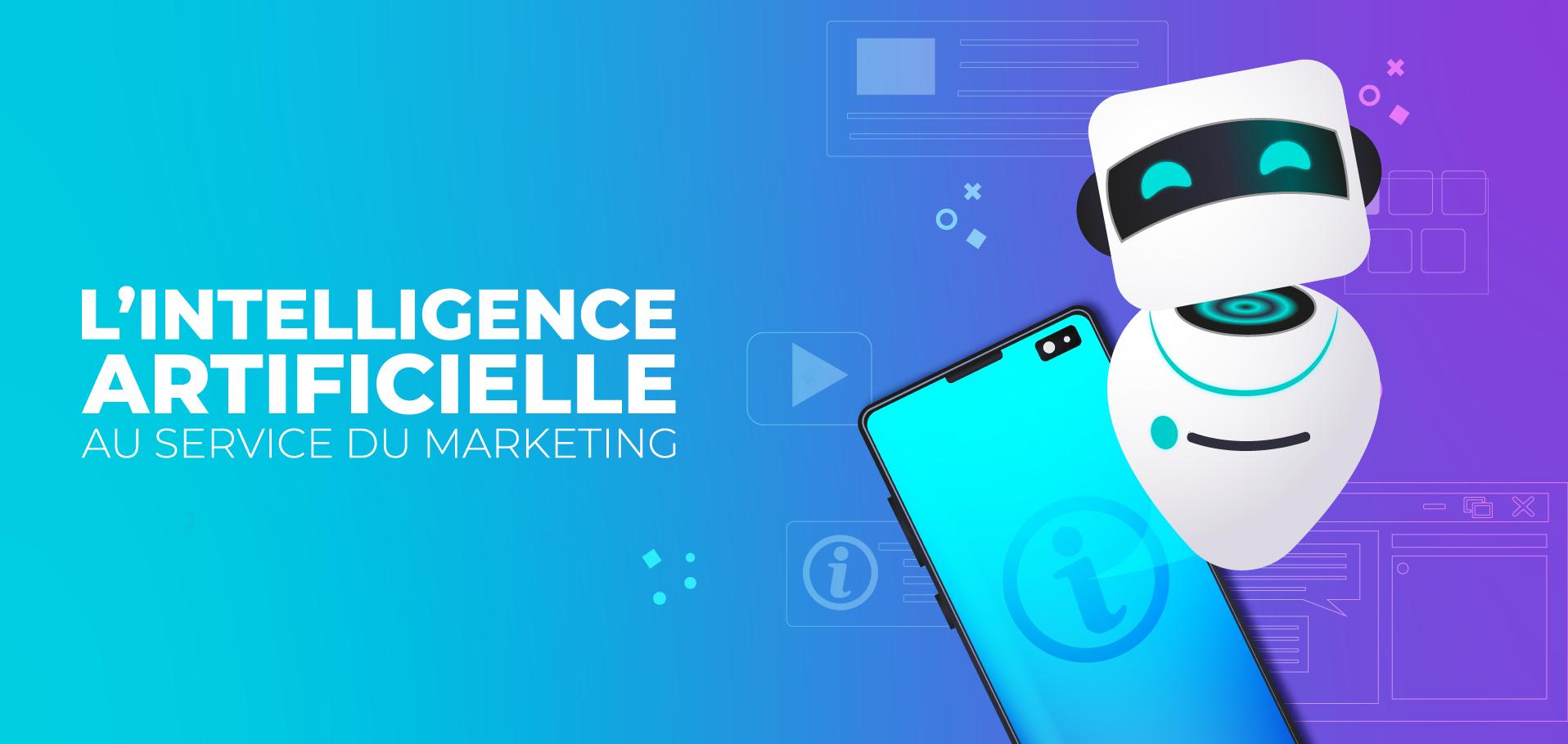 Webinar - L'Intelligence Artificielle au service du marketing