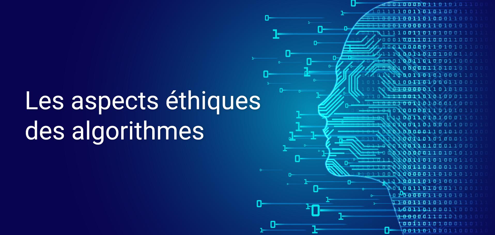 Webinar - Les aspects éthiques des algorithmes