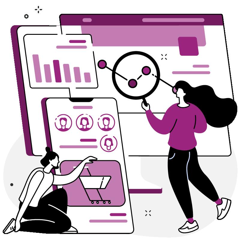 Analyse des parcours clients